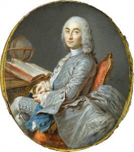 César-François CASSINI (1714-1784), ca 1750 | Wikipédia