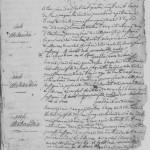 Inhumations Thébaudin, 1781, Le Grand Lucé