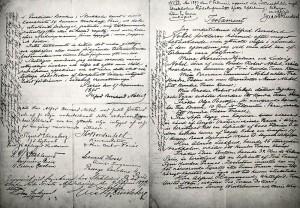 testament d'Alfred NOBEL, 25 novembre 1895