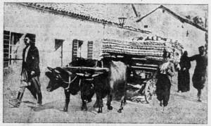L'Ouest Eclair (Rennes), une du 19 octobre 1912 - extrait