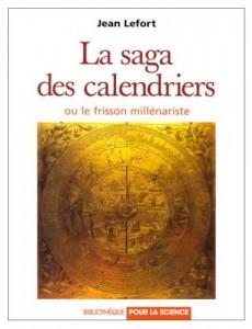 La saga des calendriers - Jean Lefort