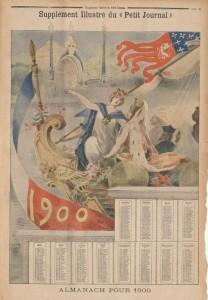 Supplément illustré du Petit Journal du 31 décembre 1899 - page 5 | Gallica © BnF