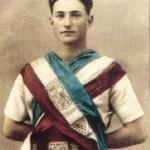René CADIC (1912-1980), champion de lutte bretonne