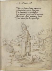 Clio - recueil de tableaux et figures, XVIe siècle