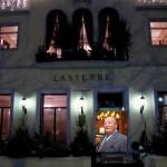 restaurant Lasserre, Paris VIIIeme - René LASSERRE (1912-2006)