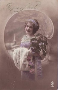 CPA - Joyeux Noël, 1912
