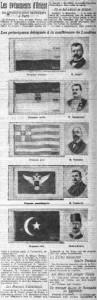 La Croix, 11 décembre 1912 - une