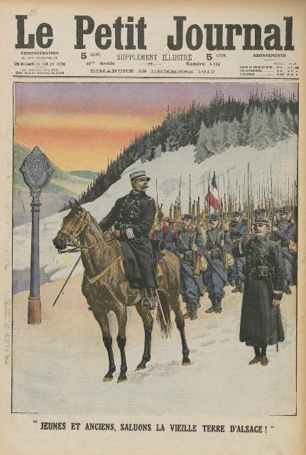 C 39 tait il y a cent ans ph m ride de d cembre 1912 yvon g n alogie - Le journal d eyragues ...