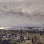 Le Rêve par Édouard Detaille, 1888 - extrait