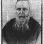 Feu R. P. Vincent de Paul Bailly, fondateur du journal La Croix -  La Croix 03/12/1912 | Gallica - BnF