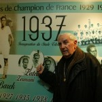 Mario ZATELLI (1912-2004), footballeur
