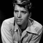 Burt Lancaster, né  le 2 novembre 1913 à New York, photographie de 1947 - acteur et réalisateur  américain