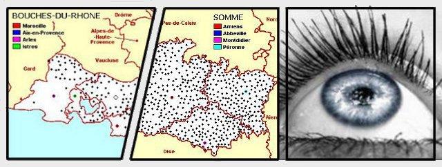 Communes - Bouches-du-Rhône vs Somme | Locom