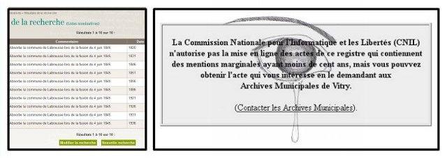 Archives - Haute-Loire vs Vitry-sur-Seine & CNIL !