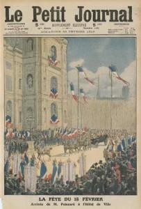 Le Petit Journal, supplément illustré du dimanche 18 février 1913