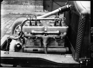 Renault - la 12 H.P., 1913 | Agence Meurisse