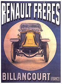 Renault frères