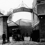 usines Renault Billancourt, début du XXe siècle - extrait