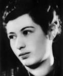 Anne CLANCIER (1913), en 1942, docteur en médecine, psychanalyste