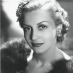 Jolyse dit Lise DELAMARE (1913-2006), dans Forfaiture en 1937, actrice