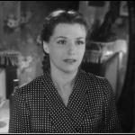 Véra CLOUZOT, née Vera GIBSON AMADO (1913-1960), actrice, dans Les Diaboliques, 1955