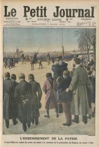 Le Petit Journal, supplément illustré du dimanche, une du 9 mars 1913