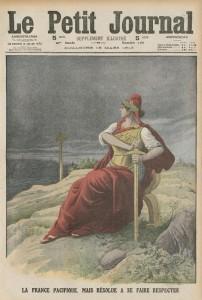 Le Petit Journal, supplément illustré du dimanche, une du 16 mars 1913