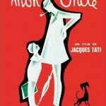 Mon Oncle de Jacques Tati, 1958, Jean Bourgoin directeur de la photographie