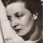 Carte Postale - Lise DELAMARE (1913-2006), actrice - Studio Harcourt
