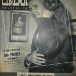 Jean FOURNET (1913-2008) chef d'orchestre - Radio Cinéma Télévision, 1953