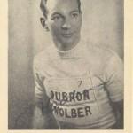 Robert OUBRON (1913-1989), coureur cycliste