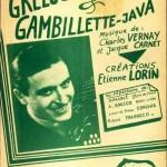 Étienne LORIN (1913-1975), accordéoniste, ami de Bourvil