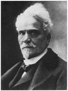 Henri ROCHEFORT (1831-1913), journaliste, par Nadar, vers 1897