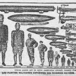 L'Humanité, une du 22 mai 1913, extrait - La France a-t-elle une aviation ? | Gallica - BnF