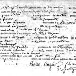 Acte de décès, 1807, Espartignac (Corrèze) | AD 19 - vue 81