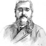 Francis de PRESSENSÉ (1854-1914), journaliste et homme politique, pacifiste - 1899