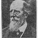 Paul DÉROULÈDE (1846-1914), poète, dramaturge et militant nationaliste - L'Humanité, une du 31 janvier 1914