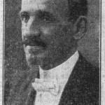 Fernand FOUREAU (1850-1914),  explorateur - Le Petit Parisien, une du 18 janvier 1914