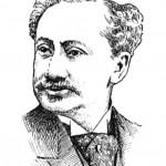 Alain Charles Louis ROHAN-CHABOT (1844-1914), XIe Duc de Rohan, militaire et homme politique - Le Monde moderne décembre 1898