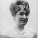 Henriette CAILLAUX (1874-1943), née RAYNOUARD, meurtrière le 16 mars 1914 de Gaston-CALMETTE, directeur du Figaro