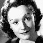 Gisèle CASADESUS, née en 1914, comédienne, sociétaire honoraire de la Comédie française