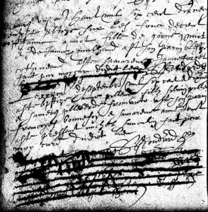 Coup de blanco - Saint-Saturnin, Cher | BMS 1607-1672 - AD 18 - vue 25