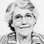 Cécile GOLDET (née en 1914), médecin, sénatrice de Paris de 1979 à 1986