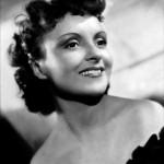 Odette JOYEUX (1914-2000), actrice, écrivain et romancière