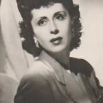 Marie-José (1914-2002), neé Émilie LHUILLIER, chanteuse et actrice