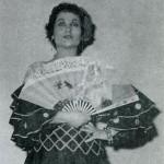 Raymonde Marcelle VIGUIER (1914-1999) dite NOTTI-PAGES, chanteuse lyrique, mezzo-soprano
