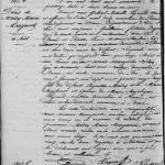 Acte de Décès de Marie Marguerite MÉTEY,1860, Broué, Eure-et-Loir | AD28, cote  3 E 062/008, vue 224