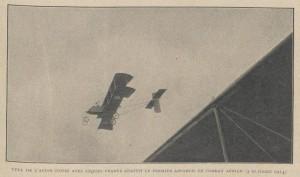 biplan VOISIN - La Guerre aérienne illustrée, 02/01/1919 | Gallica - BnF