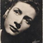 Blanchette BRUNOY (1915-2005), actrice - studio Harcourt | Delcampe