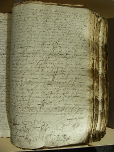 Contrat de mariage - Tabellionage de Rouen | Archives Départementales de Seine-Maritime